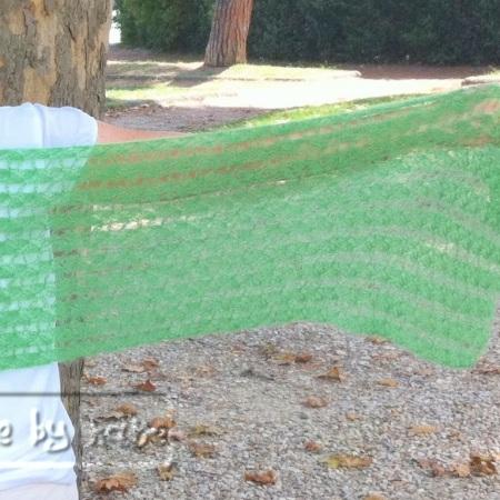 sciarpa_uncinetto_verde