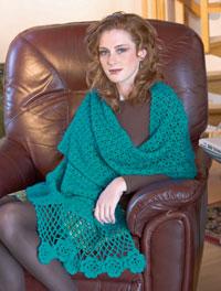 Uncinetto Schemi Gratuiti Per 5 Scialli 5 Free Crochet Shawl