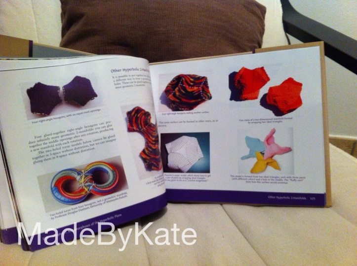 Crocheting adventures in Hyperbolic Planes