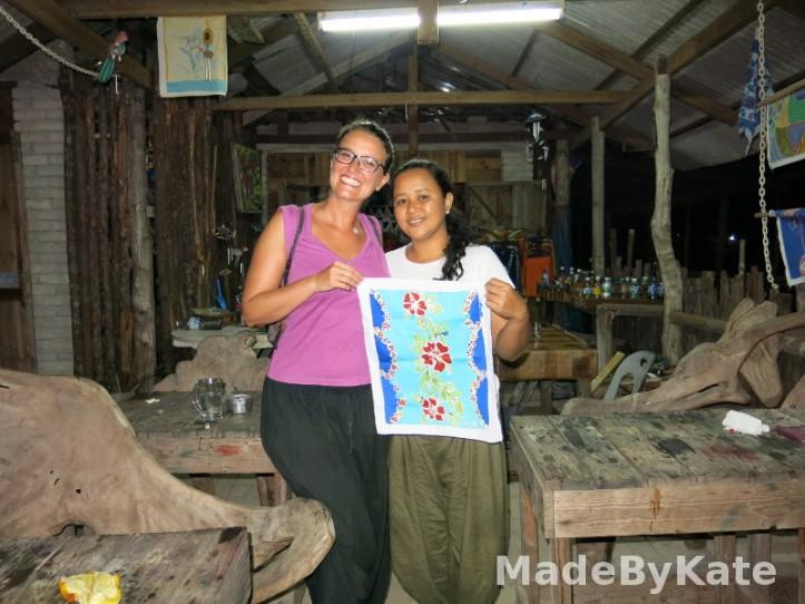 make your batik cerating