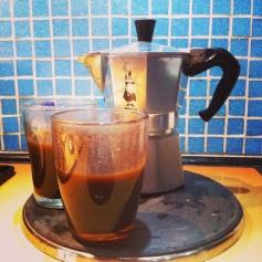 caffè della moka a londra