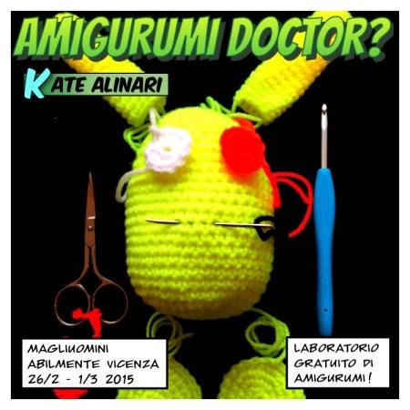 kate alinari amigurumi doctor