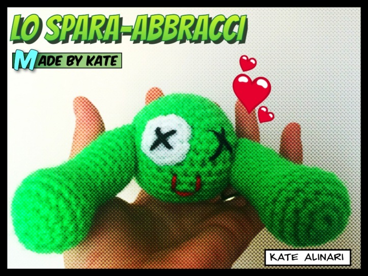 amigurumi made by kate alinari