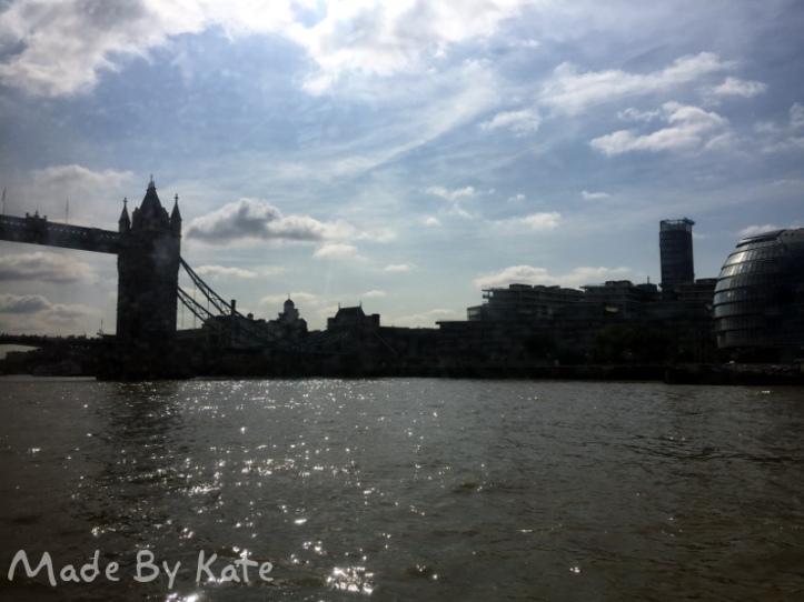 London sunny day