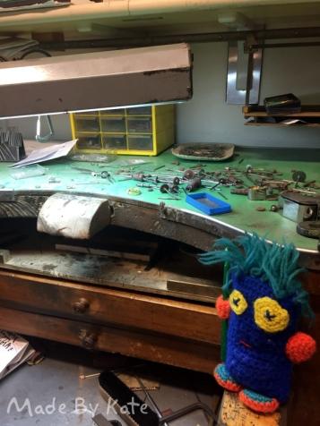 Il Tipo Strano visita le botteghe artigiane fiorentine