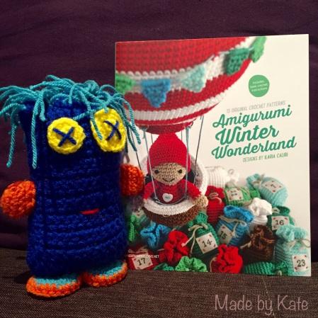 Recensione libro Amigurumi Winter Wonderland