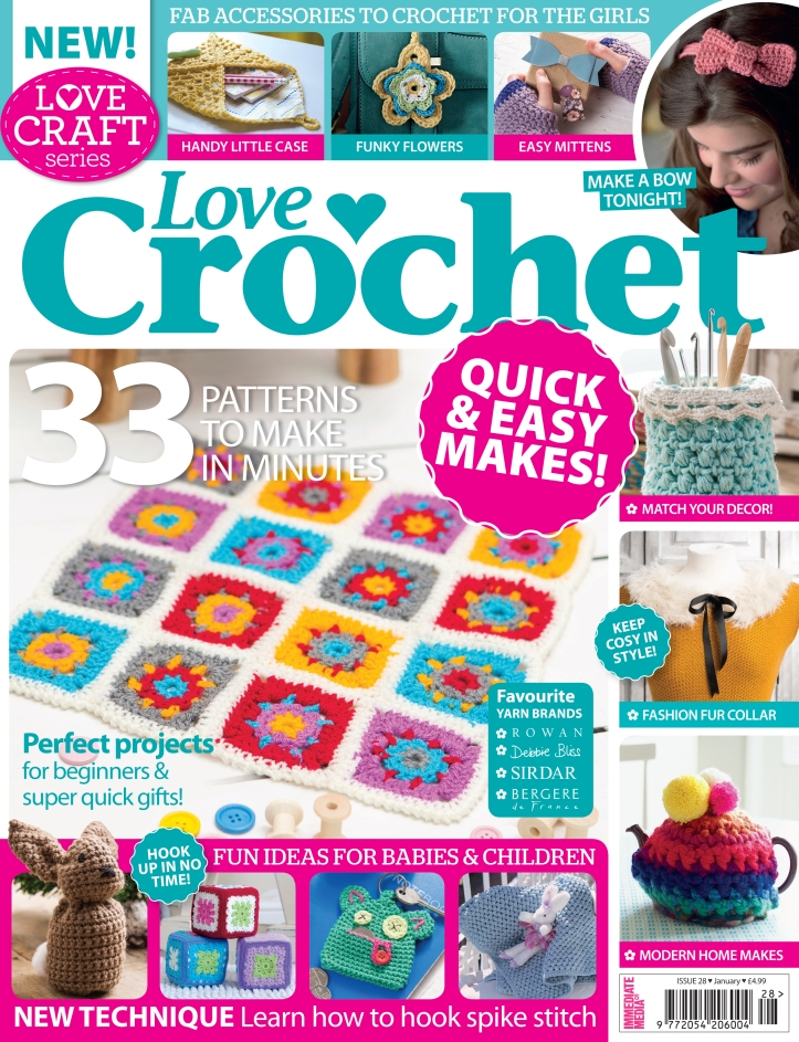 Love Crochet 28 Kate Alinari