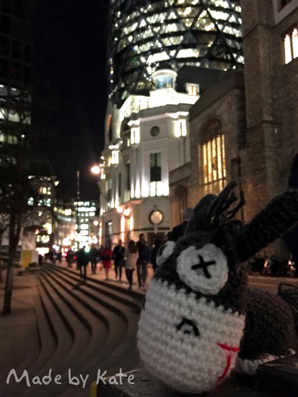 Scallywag Mule Crochet Amigurumi