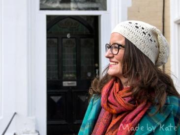 Crochet Pattern free slouch hat