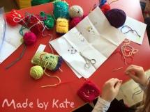 crochet amigurmi children london
