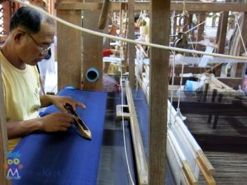 tessitore cambogia angkor