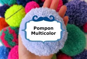 tutorial pompon magliuomini