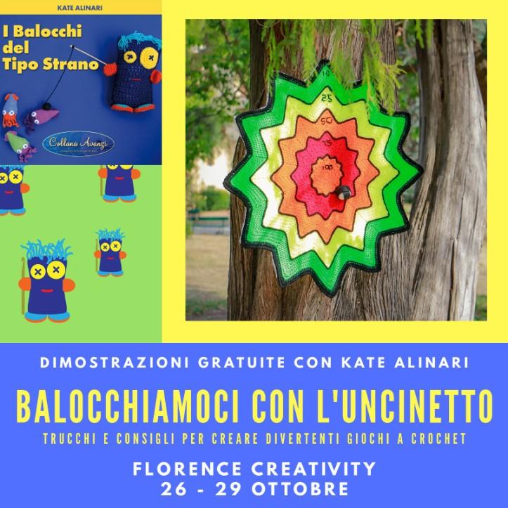 florence creativity BERSAGLIO