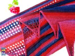bougainvillea crochet Kate Alinari
