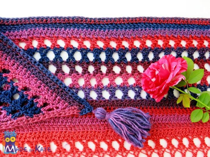 bougainvillea_shawl crochet Kate Alinari