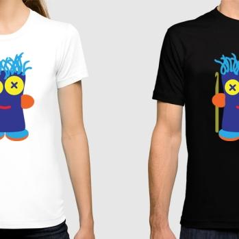 t-shirt-tipo-strano-collaborazione-kate-alinari