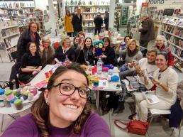 crochet workshop florence