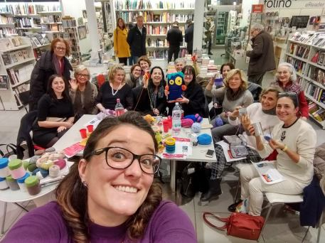crochet workshop florence