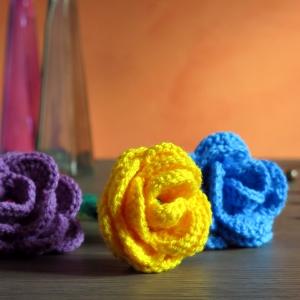 Schema Gratuito Rosa Crochet Kate Alinari