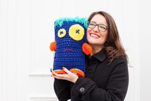 Kate Alinari crochet designer