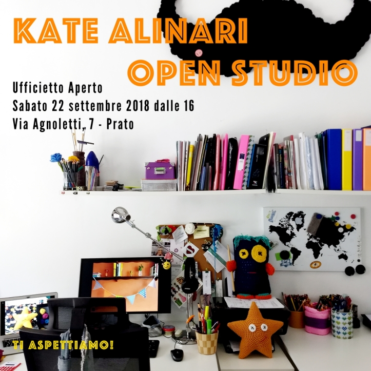 locandina open studio